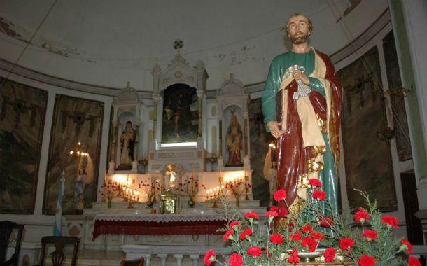 Venerado. San Pedro