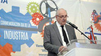 Producción. Guillermo Moretti, vicepresidente de la UIA.