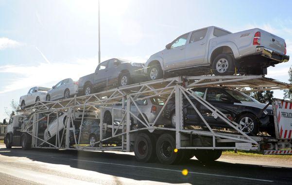 Aceleración. Las ventas de autos crecen y despegan a ese sector de los vaivenes que afectan al consumo interno.