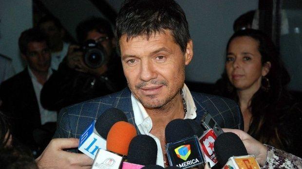 Tinelli tuvo ayer su primer día como secretario general de prensa y comunicación de la AFA y le agradeció a Luis Segura por haberlo elegido para el cargo.
