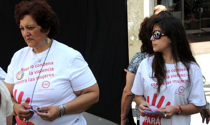 Rosario se suma a la movida por el Día Internacional contra la Violencia hacia la Mujer