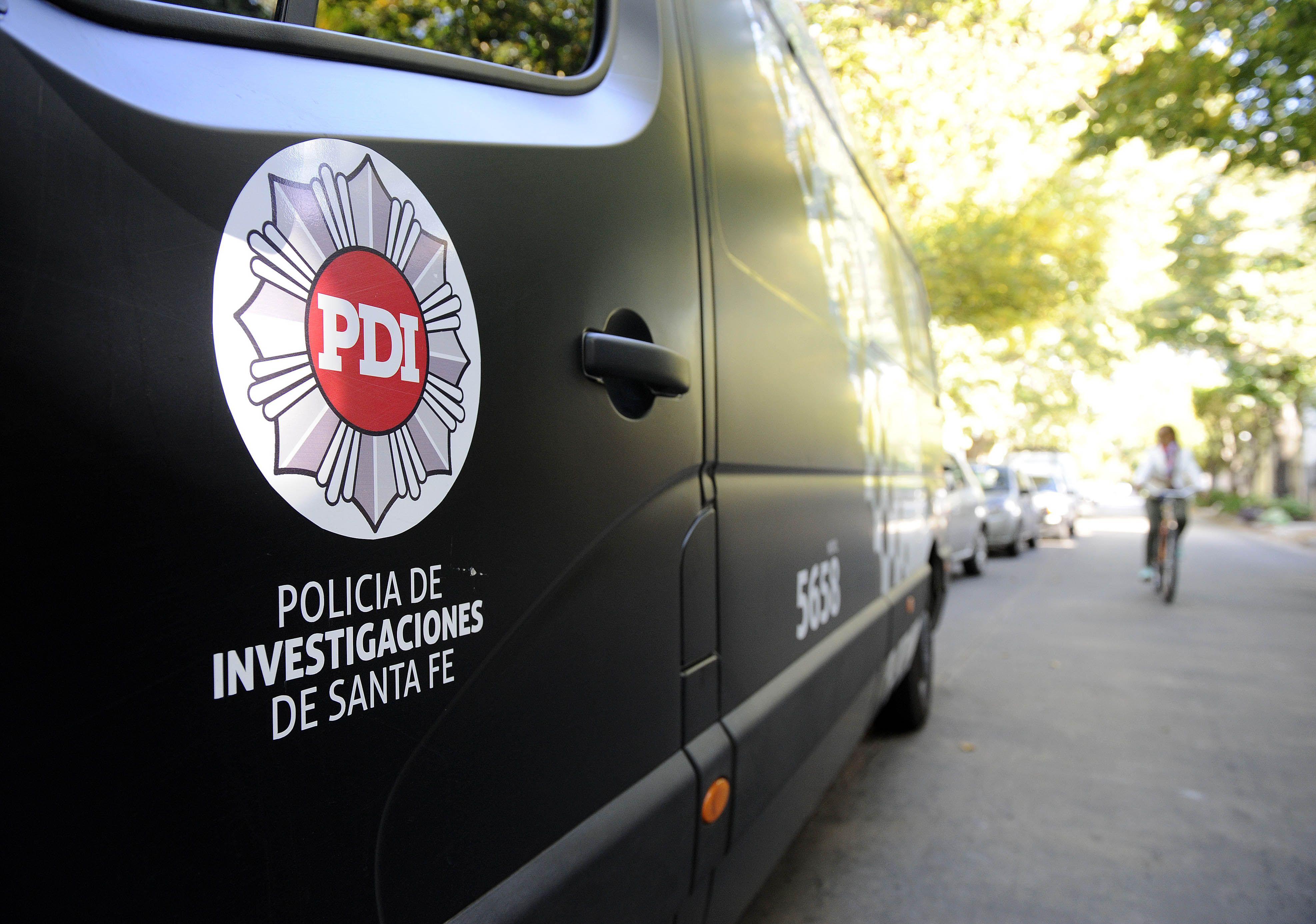 La Policía de Investigación llevó adelante los allanamientos en la vecina localidad.