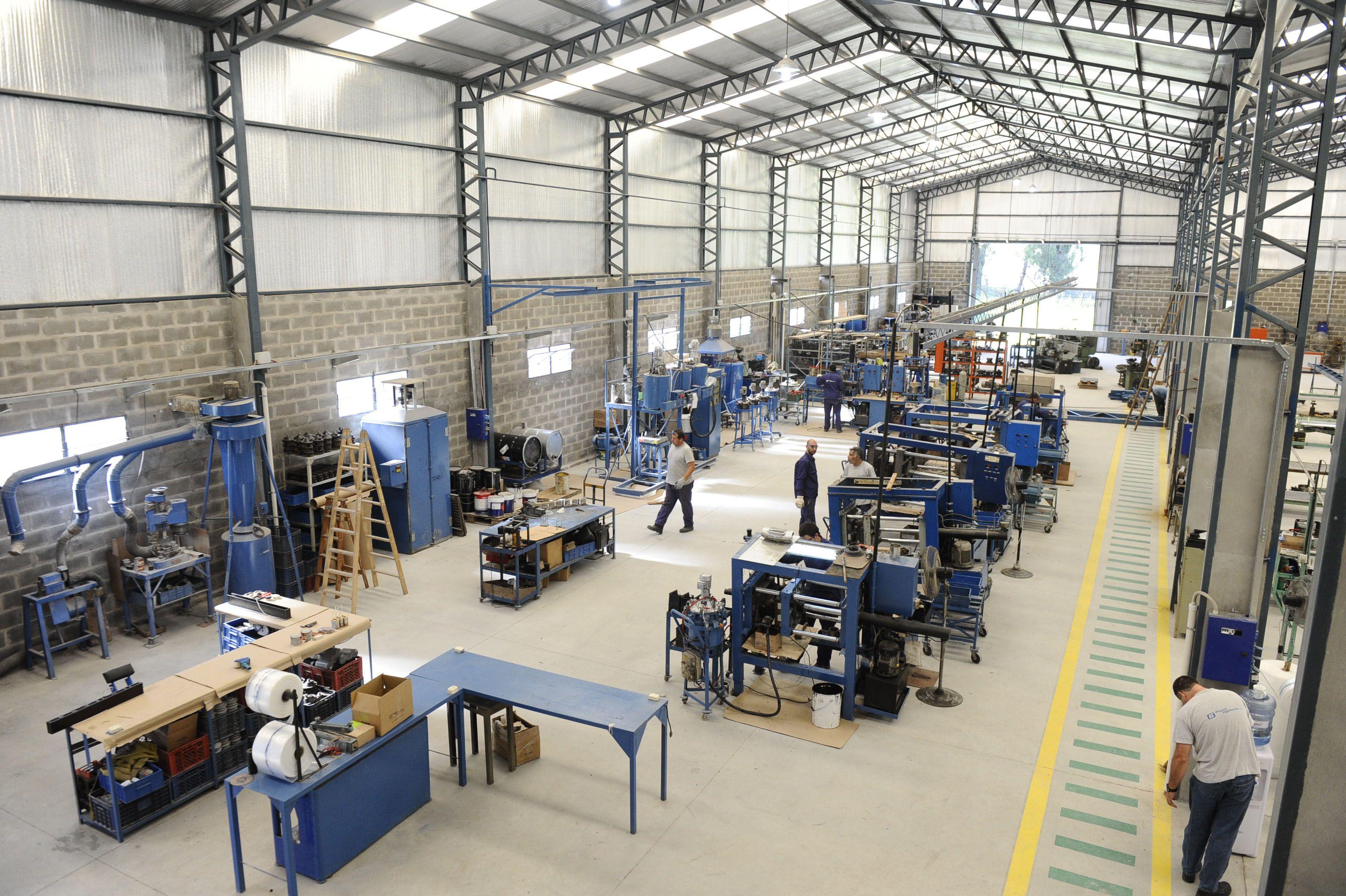 Las medidas buscan recuperar el perfil industrial que se pretende para Rosario. (Angel Amaya / La Capital)