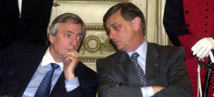Denuncian un pacto secreto entre Binner y el gobierno K