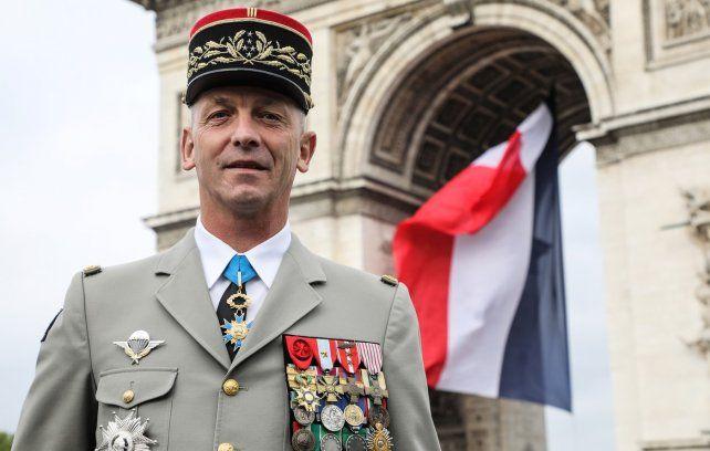 El general Lecointre