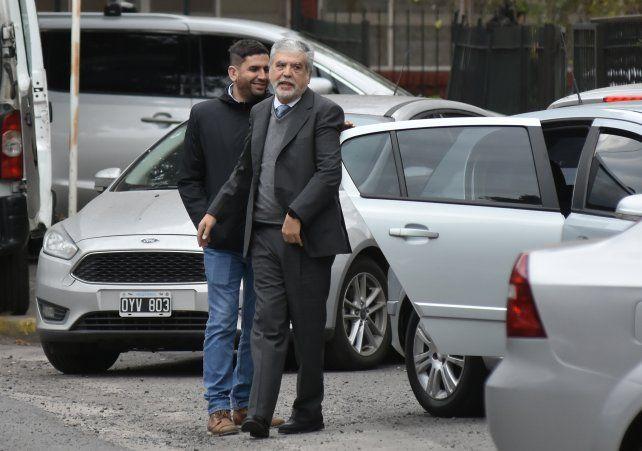 De Vido declaró que su ministerio no tenía competencia en los subsidios a colectivos