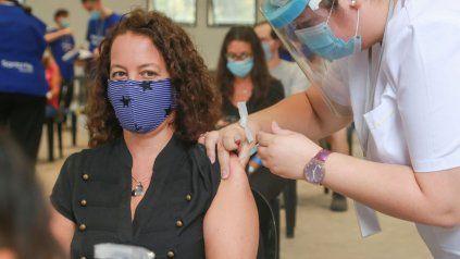 Coronavirus: La provincia sumó nuevas localidades al operativo de vacunación docente