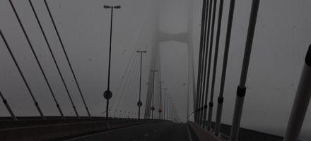 Circular con cuidado: levantaron cortes en autopistas y en el puente a Victoria