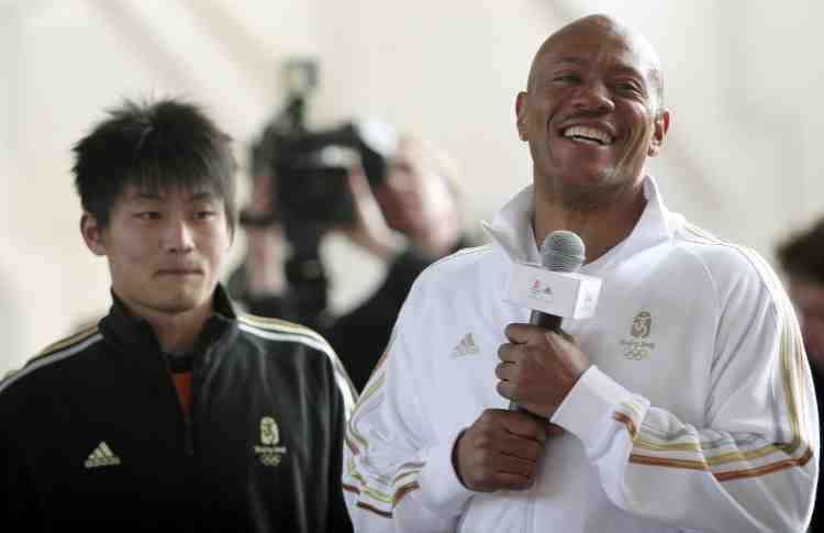 El ex campeón olímpico y mundial en velocidad Maurice Greene se despide de las pistas