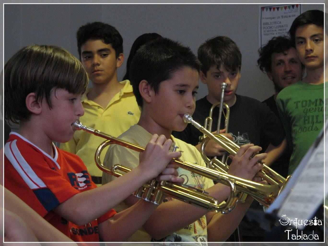 El la provincia hay cuatro orquestas que pertenecen al programa nacional. (Foto: Facebook Orquesta Tablada)