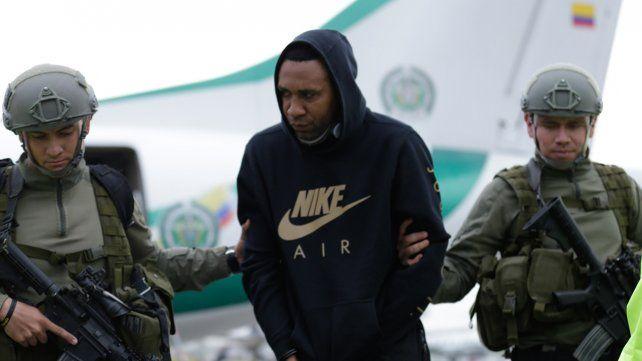 Un ex jugador de la selección colombiana pasará 11 años en prisión por narcotráfico
