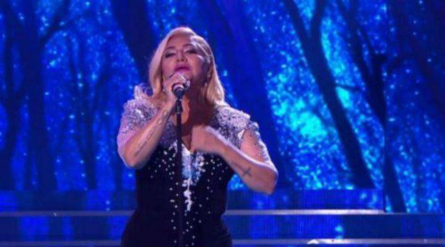 La Bomba Tucumana no pudo dejar de lado sus problemas personales y por eso se olvidó la letra en el Cantando 2020.