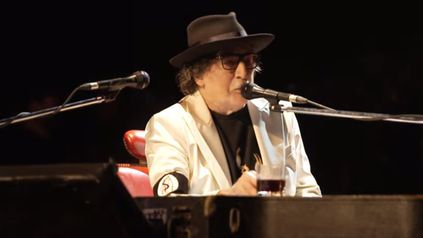 Charly García cantó los 70, como no podía ser de otra manera, a puro festejo.