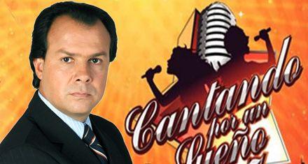 Gustavo Sylvestre participará del Cantando por un sueño (Audio: la propuesta de Tinelli)