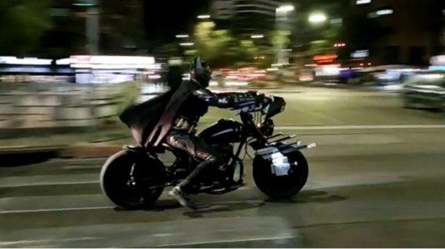 El personaje de Batman