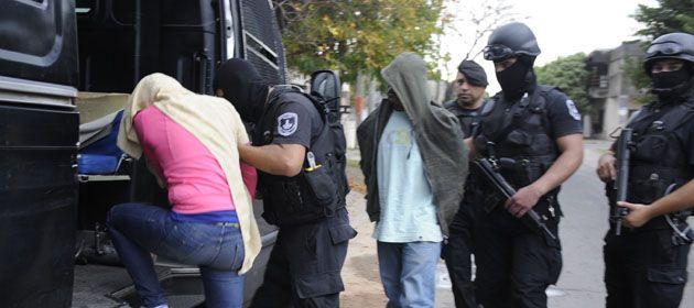 Galassi dijo que todos los poderes del Estado deben interactuar para combatir al narcotráficio.
