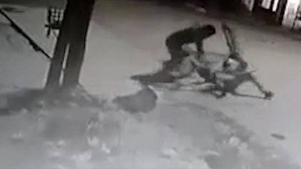 Justicia por mano propia: murió el ladrón que fue apaleado por un cadete al que le robó la bicicleta