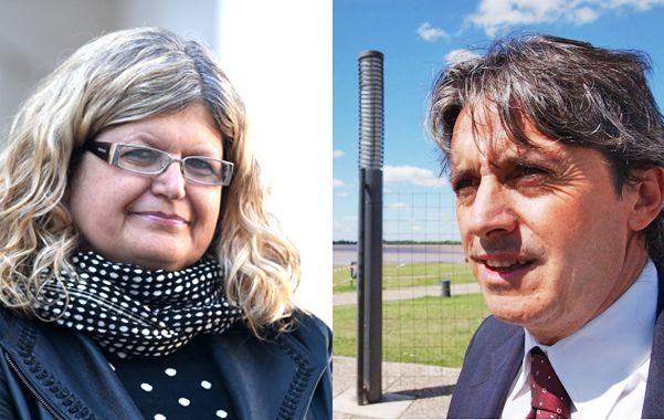 En aprestos. La actual ministra de Educación y un hombre del riñón socialista estarán junto a Miguel Lifschitz.