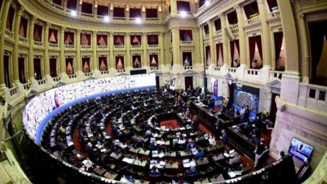 La Cámara de Diputados vuelve a sesionar.