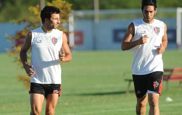 Piezas clave. Nacho aporta goles y Villalba marca en el mediocampo.