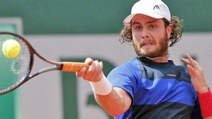 Un tenista argentino de 31 años ingresó por primera vez al cuadro principal de Wimbledon