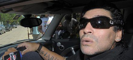 Diego Maradona: Me causan gracia los que dicen que no tengo experiencia