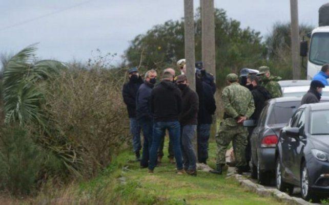 Hallan a tres infantes de marina asesinados en una base militar de la Armada uruguaya