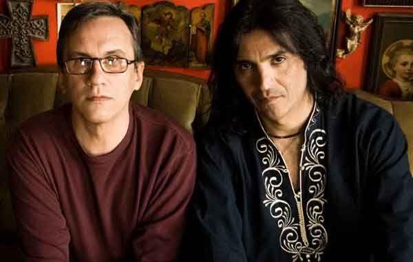 Fundadores. Marciano Cantero y Felipe Staiti son los dos miembros originales.