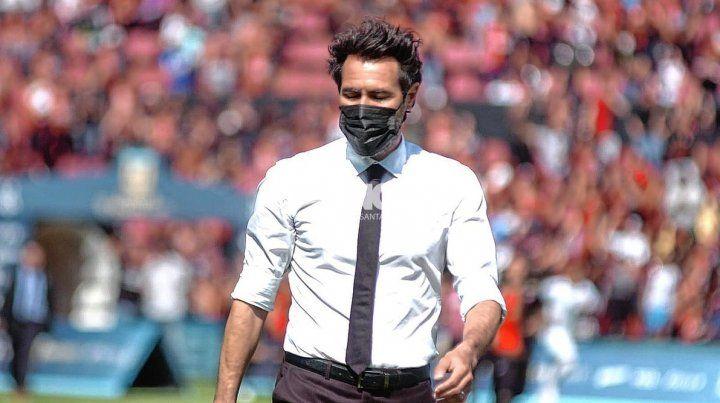 Con Eduardo Domínguez en el banco, Colón tenía mayor eficacia jugando como visitante, pero en el actual torneo, esa tendencia se revirtió.