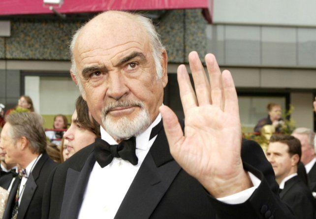 Murió Sean Connery, el actor escocés que inmortalizó a James Bond