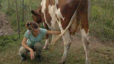 Luciana Brero es veterinaria rafaelina y productora. Resulta muy díficil continuar así, manifestó.