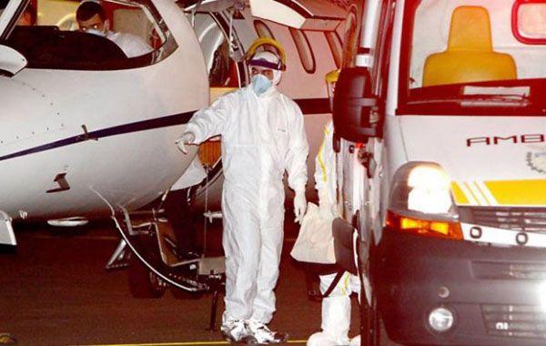 Los gobiernos de la región están alertas ante la posibilidad de la presencia de ébola.