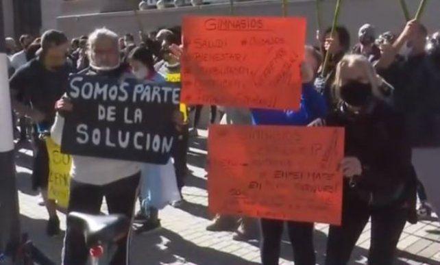 Los gimnasios reaccionaron contras las medidas de la provincia: Es una provocación