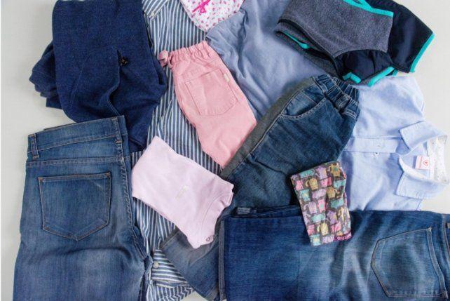 Jornada de recolección de ropa para personas en situación de calle