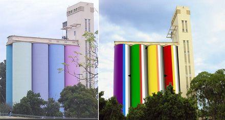 Un rosarino es el ganador del concurso de pintura exterior del Macro