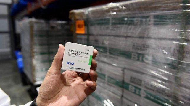 Vizzotti confirmó que se firmará un nuevo contrato con la farmacéutica china Sinopharm por seis millones de dosis.