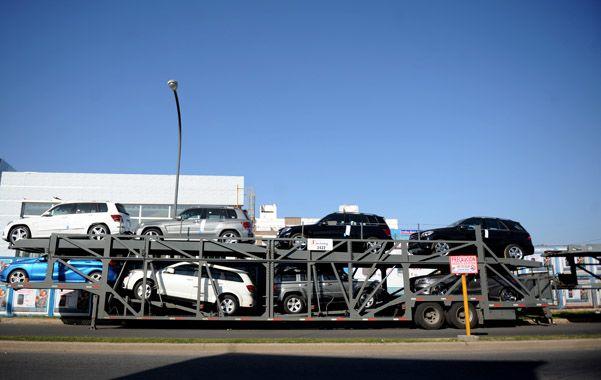 Amesetamiento. La producción automotriz tuvo una leve baja en mayo.