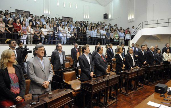 La propuesta de Rosúa comenzó a debatirse el martes en la comisión de Gobierno y ya había cosechado los primeros reparos.