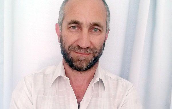 El autor. Minniti trabaja en salud mental en Villa Gobernador Gálvez.