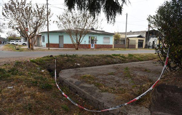 Suipacha y Garibaldi. La esquina donde asesinaron a Dalma Aguirre