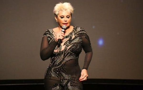 Carmen se bancó las críticas recibidas.