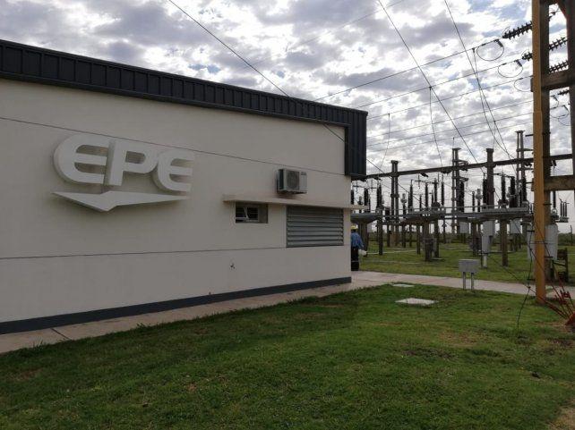 La Empresa Provincial de la Energía (EPE) registró un nuevo récord de demanda de potencia en el sistema eléctrico santafesino.