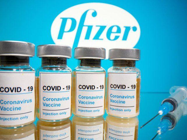 Las primeras 19.890 dosis de Pfizer ya llegaron a Santa Fe y serán para adolescentes