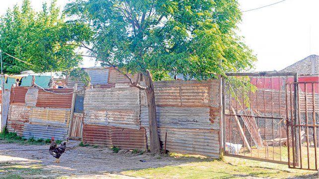 Matías Nahuel Enríquez fue baleado a la vuelta de su casa en el barrio Cabín 9 de Pérez.