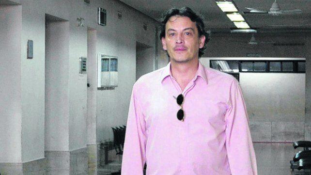 El fiscal Ademar Bianchini.