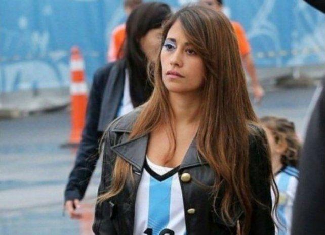 Antonella Roccuzzo se sumó con un contundente mensaje al paro nacional de mujeres