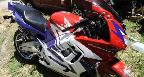 Dos motociclistas murieron tras chocar con un colectivo en La Florida