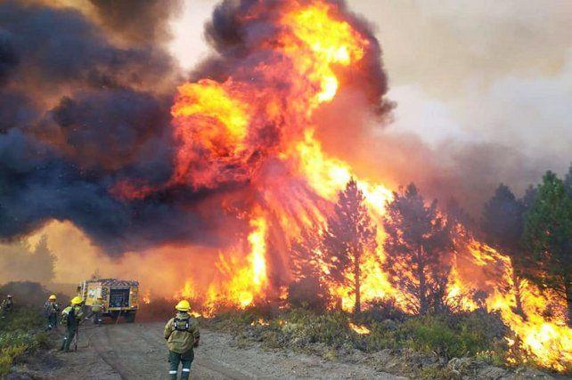Una mujer de 51 años es la segunda víctima fatal de los incendios en la Patagonia