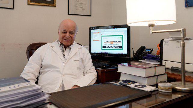 Día del médico: la compleja tarea de atender a pacientes graves