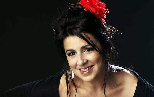 Pasional. Amparo Sánchez apuesta a un formato intimista pero no reniega de la fusión en su nuevo proyecto solista.